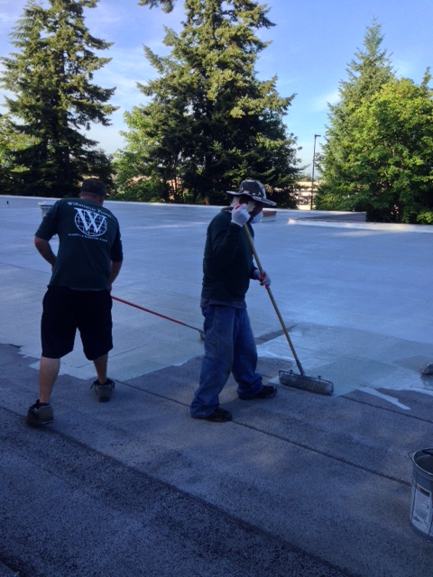 Willamette Roofing Staff