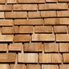 Willamette roofing cedar wood shakes